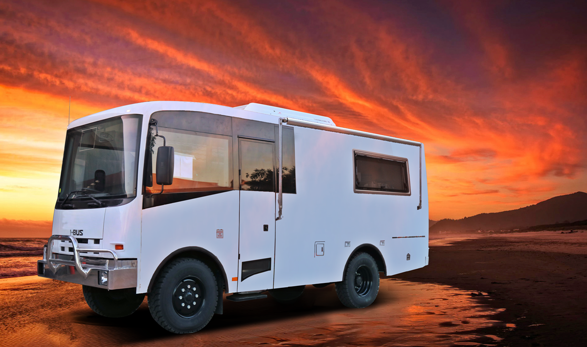 Used Motorhomes For Sale By Owner >> 4x4 Motorhome - Bing images