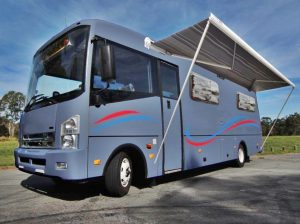 I-Bus 600 Series Motorhome