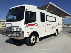 I-Bus 800 Series Motorhome